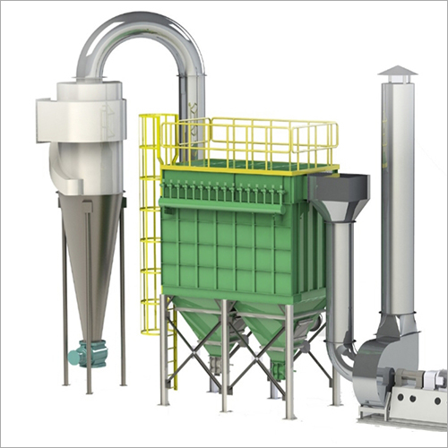 Industrial Pollution Control Machine