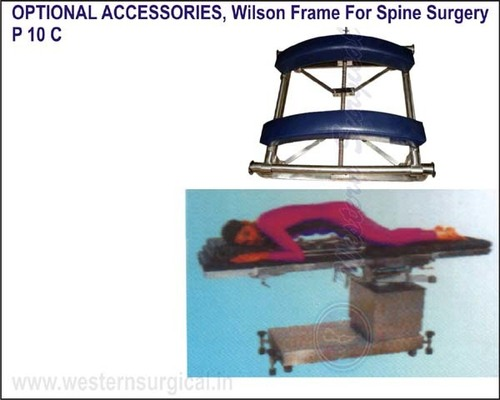 Wilson Frame for spine surgery