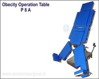 Obecity operation Table