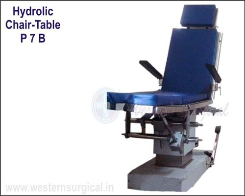 Hydrolic Chair/Table