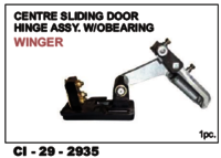 Car Center Sliding Door Hinge Assy  Winger