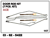 Car  Door  Rod Kit(7 Pcs Kit) Ace