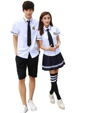 Cotton Boys And Girls School Uniforms