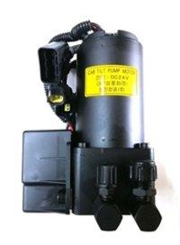 TATA DAEWOO Commercial Vehicle Cab Tilt Motor (1560) 24V 3P, (P/N : 34873-01560)