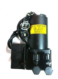 TATA DAEWOO Commercial Vehicle Cab Tilt Motor (1980) 24V (MAX 20A), (P/N : 34873-01980)