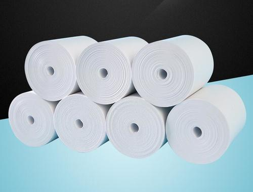 Fast Dry Low Cost 45g , 60g , 80g, 90g,100gsm Roll Sublimation Transfer Printing Paper For Textile