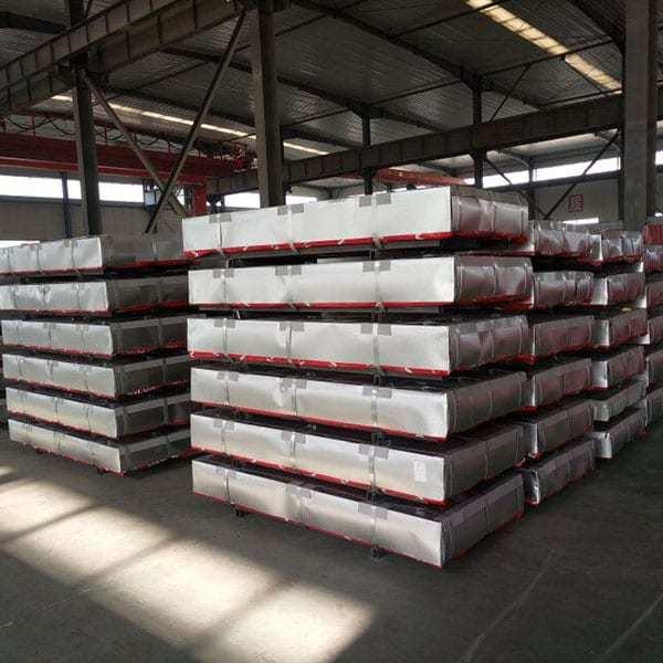 Galvalume steel sheet