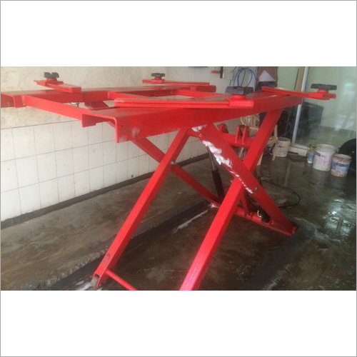 Scissor Washing Lift