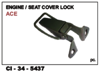 Engine/Seat  Cover Lock Ace
