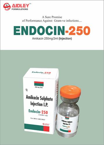 Amikacin 250mg Injection