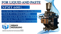 NPMT 600L - Multi Track Liquid Packing Machine
