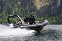 Liya 22ft Inflatable Boat With Outboard Motors