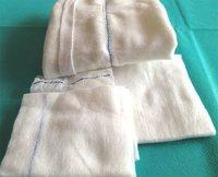 Cotton Abdominal Sponge