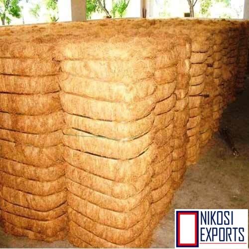Raw Brown Coconut Coir