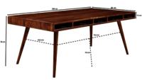 Wooden Dining Table set Manderin