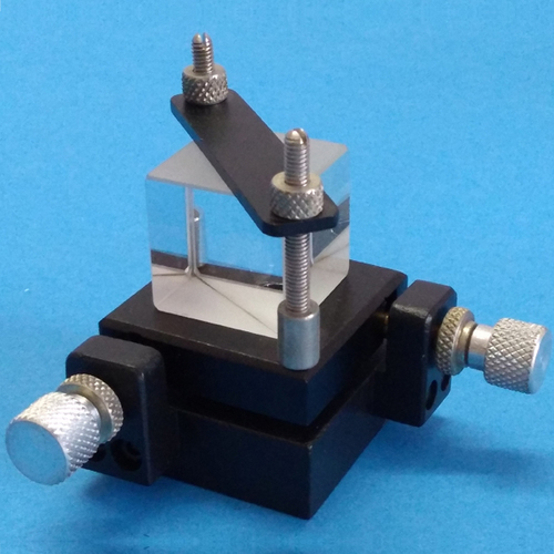 Mount for Prisms and Cube Beam Splitters