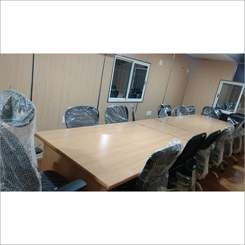 Portable Meeting Room Cabin