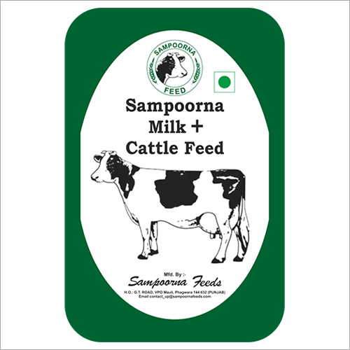 Sampoorna Milk + Cattle Feed