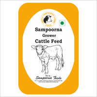 Sampoorna Grower Cattle Feed