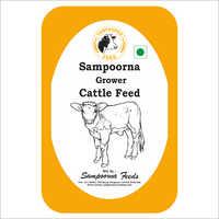 Sampoorna Grower Cattle Feed
