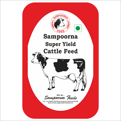 Sampoorna Super Yield Cattle Feed