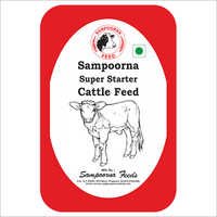 Sampoorna Super Starter Cattle Feed
