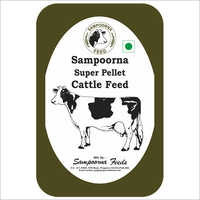 Sampoorna Super Pellet Cattle Feed