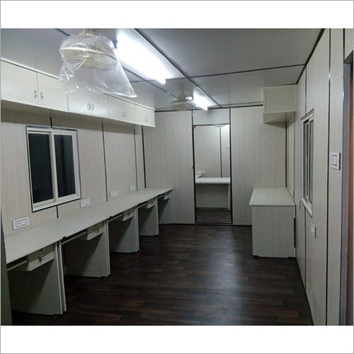 Cold Storage Portable Cabin