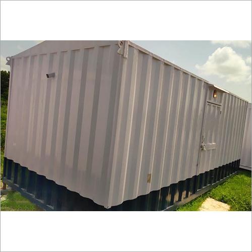 Custom Built Portable Cabin