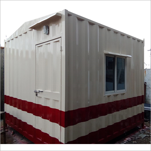 Mobile Portable Cabin