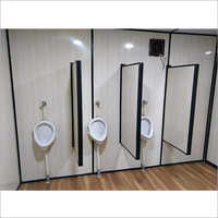 Prefabricated Mobile Toilet