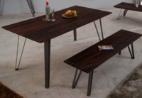 Dining table set Iron base Maniac