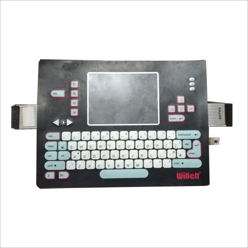 Willett Key Pad