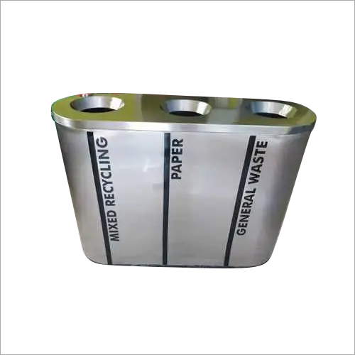 Steinless Steel Dust bins