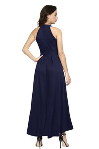 Deltin S-26 blue gown