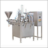 Automatic Curd Cup Filling And Sealing Machine