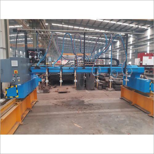 Multi Torch CNC Oxyfuel Cutting Machine