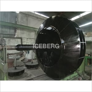 ID Fan Impeller with shaft