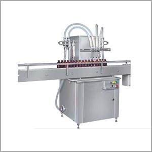 PP Glass Bottle Filling Machine