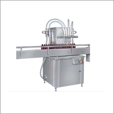 PP Glass Bottle Filling Machine