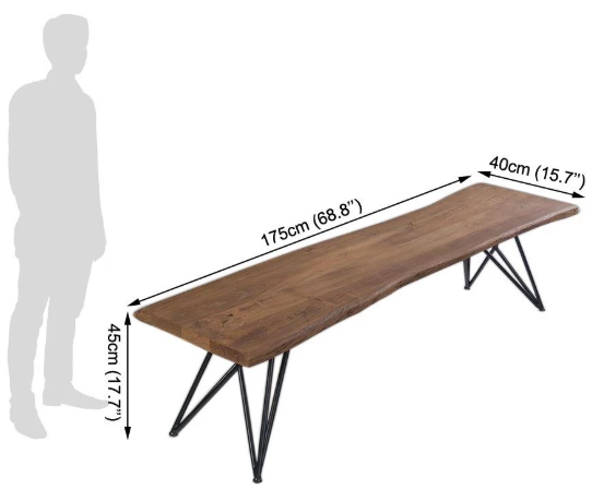 Dining table set Iron base Composer