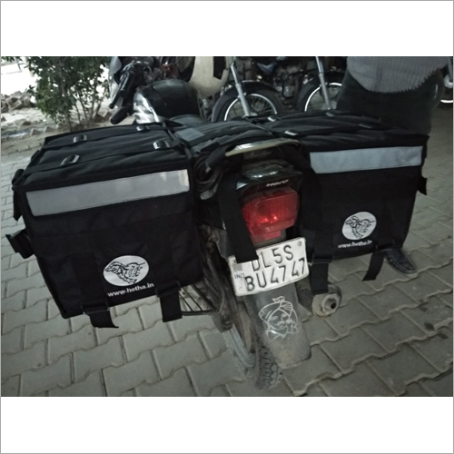 Double Sided Milk Bottles Delivery Insulated cooler Bag