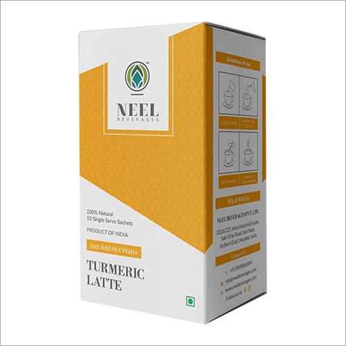 Instant Turmeric Latte
