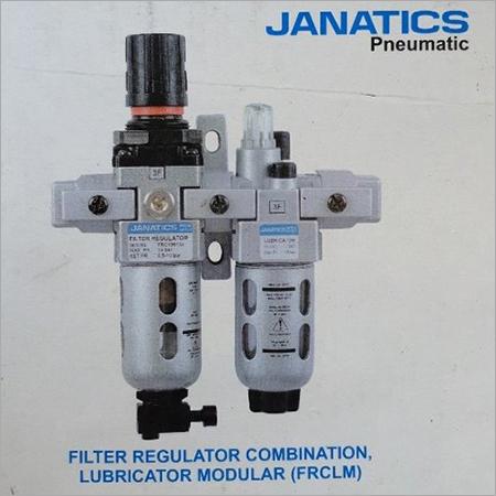 Janatics Pneumatic FRL Unit