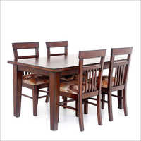4 Seater Wooden Dining Room Furniture