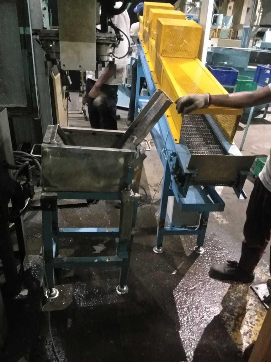 Wiremesh Conveyor