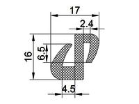 S type beading