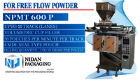 NPMT 600P - Multi track Powder Packing Machine