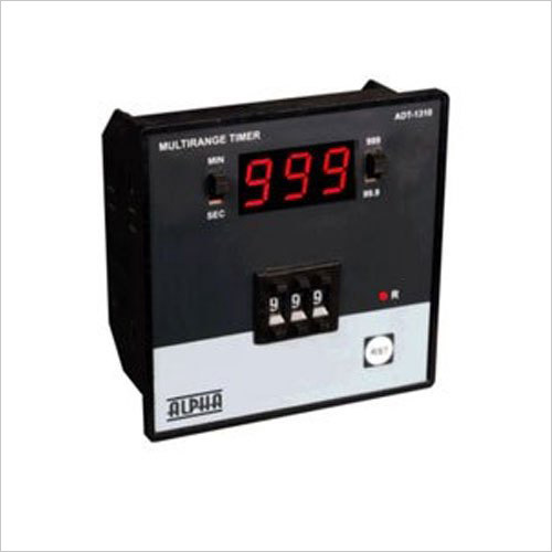 Digital Presetable Timer