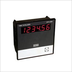 Digital Time Totalizer